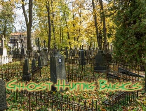 Ghost Hunting Basics