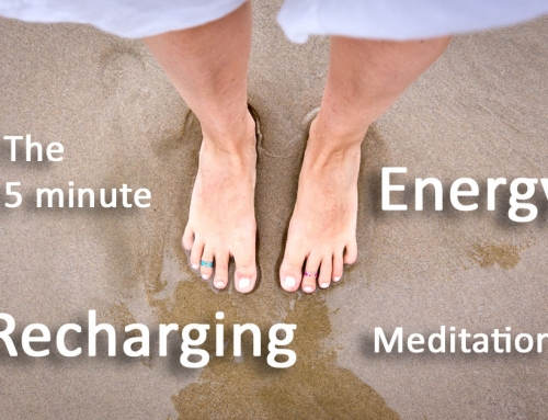 Five Minute Energy Recharging Meditation