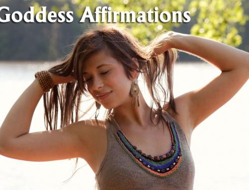 Goddess Affirmations