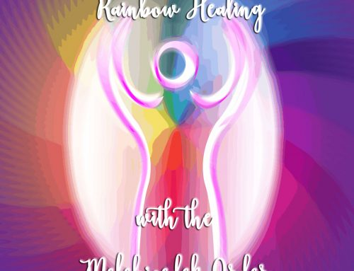 Rainbow Healing from the Melchizedek Order